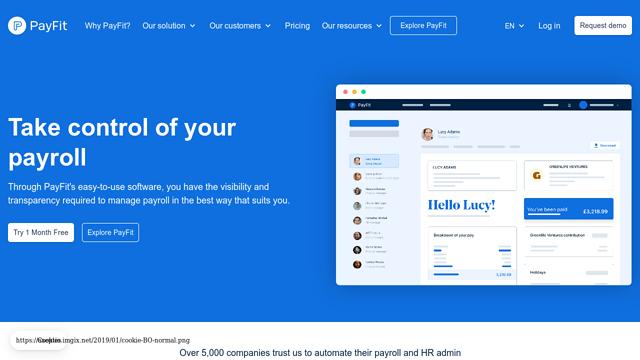 PayFit API koppeling
