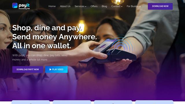 payit API koppeling