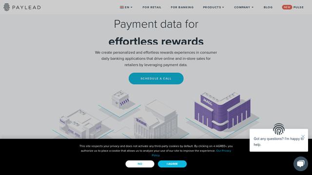 PayLead API koppeling