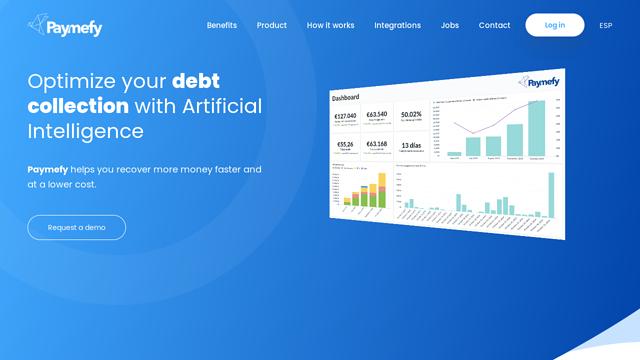 Paymefy API koppeling
