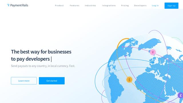 Payment-Rails API koppeling