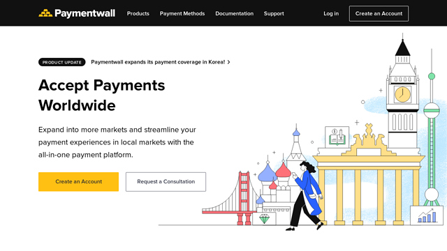 Paymentwall API koppeling
