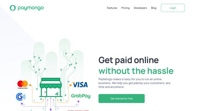 PayMongo API koppeling