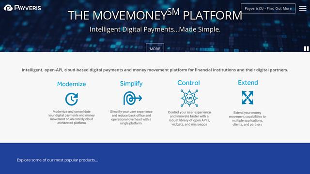 Payveris API koppeling