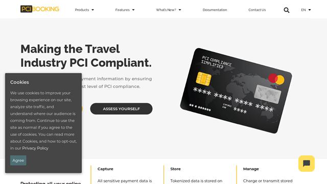 PCI-Booking API koppeling