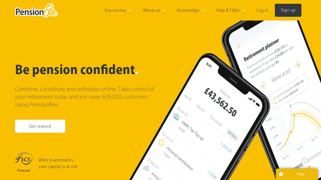 PensionBee API koppeling