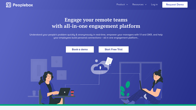 Peoplebox API koppeling