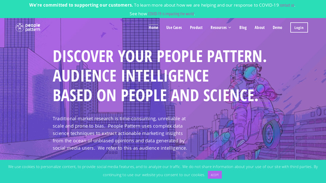 PeoplePattern API koppeling