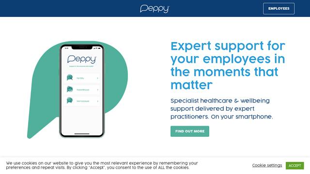 Peppy API koppeling