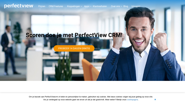PerfectViewcrm.nl API koppeling