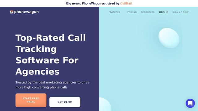PhoneWagon API koppeling