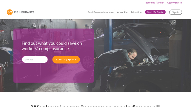 Pie-Insurance API koppeling
