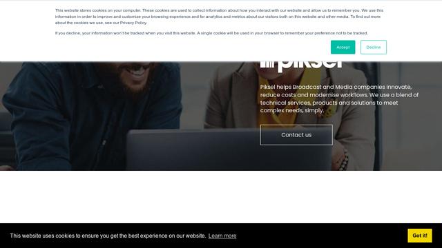 Piksel API koppeling