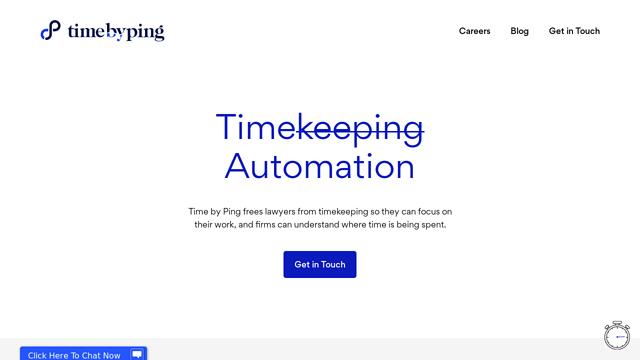 Ping API koppeling