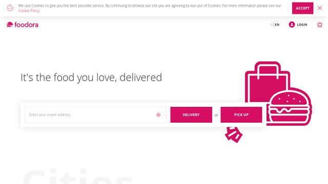 pizza-online.fi API koppeling