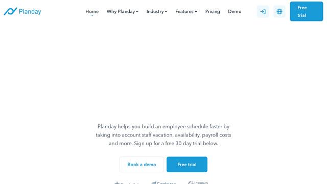Planday API koppeling