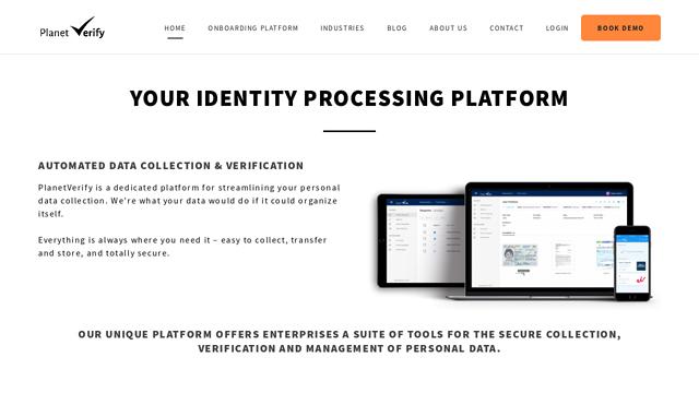 PlanetVerify API koppeling