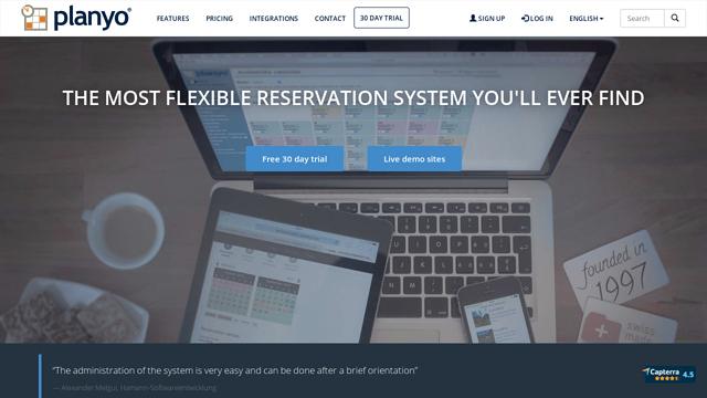 Planyo-Online-Booking API koppeling