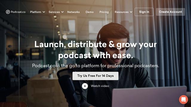 Podcast.co API koppeling