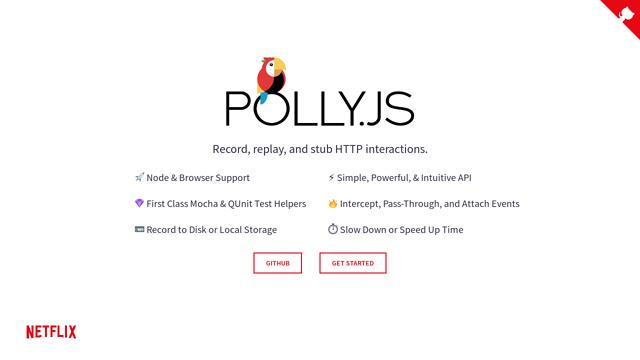 Polly.JS API koppeling