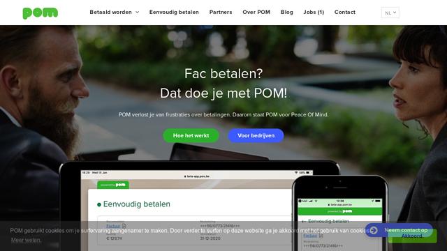 POM API koppeling
