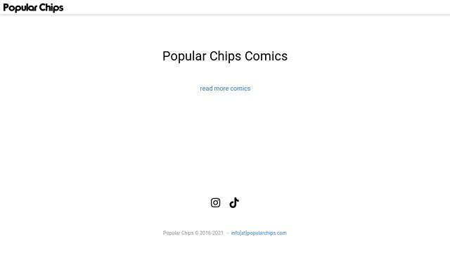 Popular-Chips API koppeling