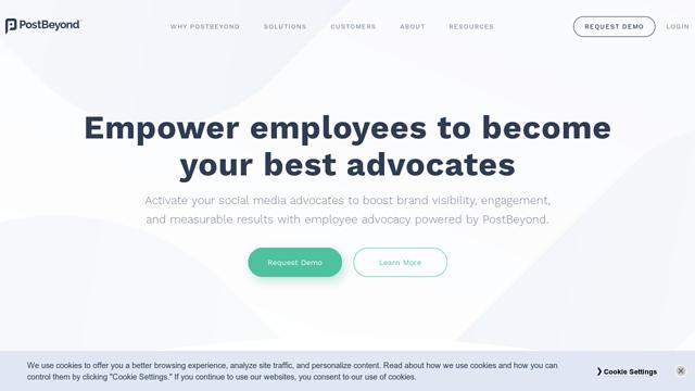 PostBeyond API koppeling