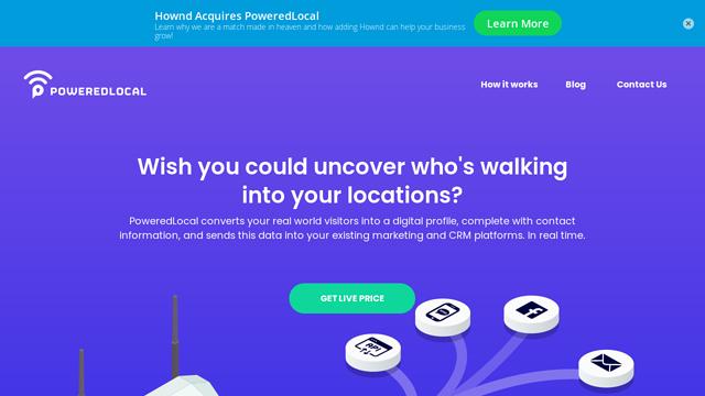 PoweredLocal API koppeling