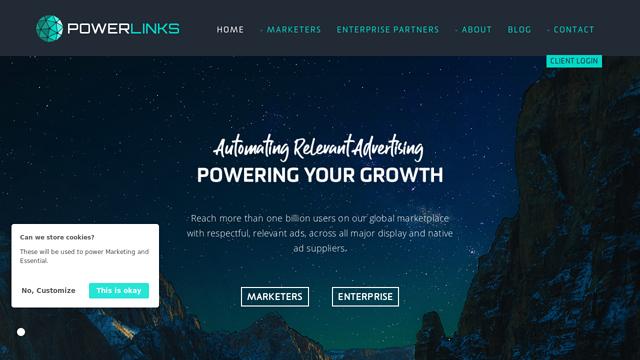 PowerLinks-Media API koppeling