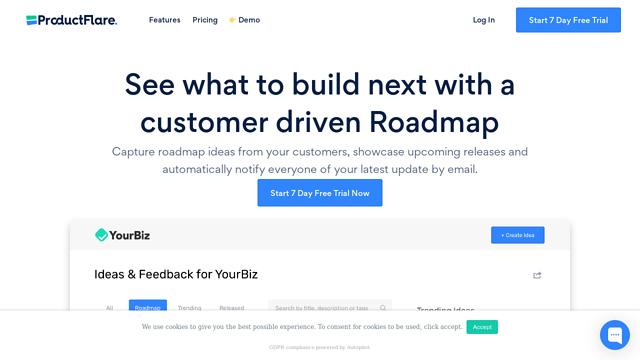 ProductFlare API koppeling