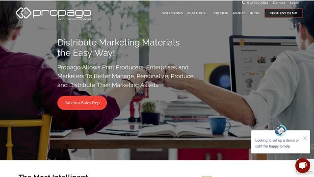Propago API koppeling