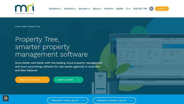 Property-Tree API koppeling