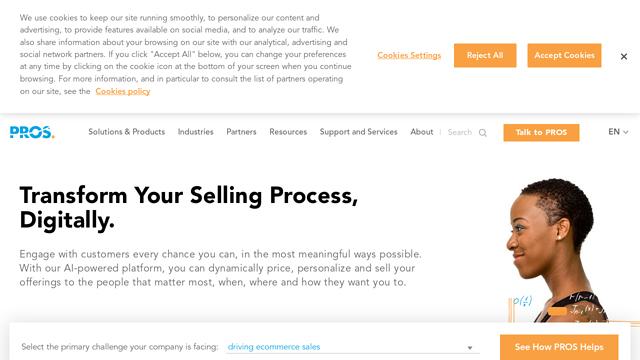 PROS-Holdings API koppeling