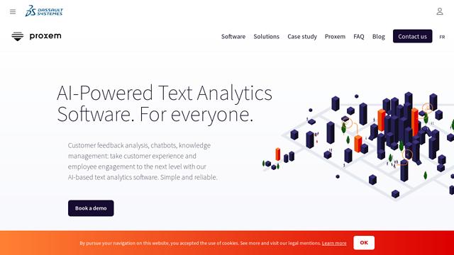 Proxem-Software API koppeling