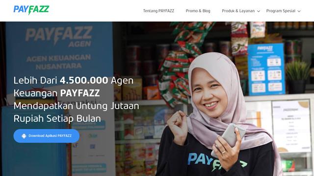 PT-Payfazz-Teknologi-Nusantara API koppeling