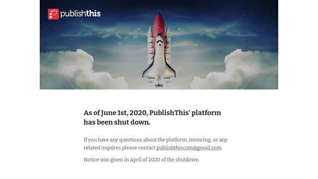 PublishThis API koppeling