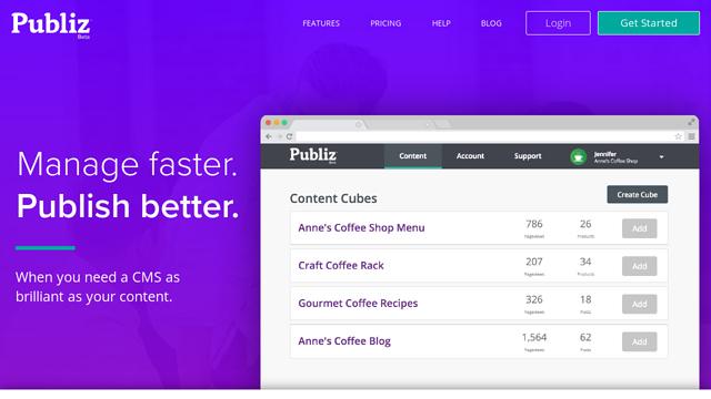 Publiz API koppeling