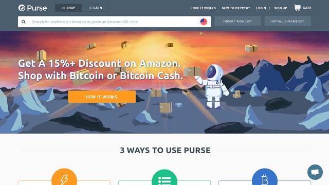 Purse API koppeling