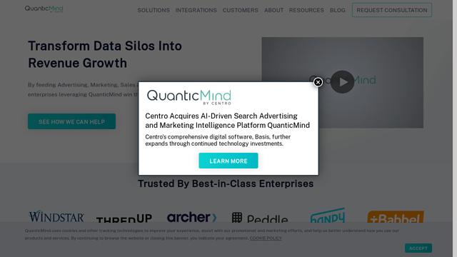 Quantic-Mind API koppeling