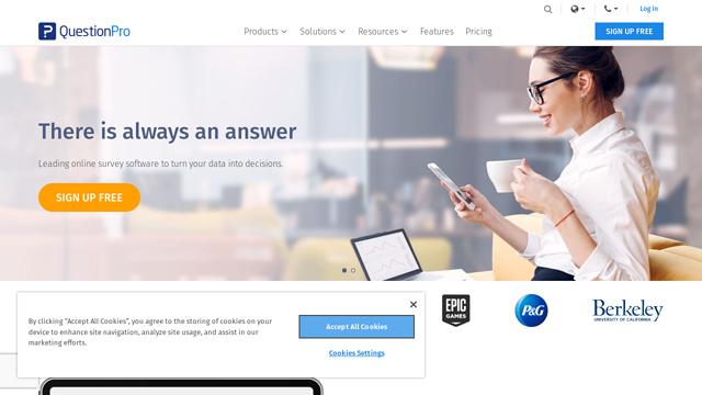 QuestionPro API koppeling