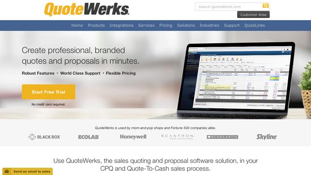 QuoteWerks API koppeling