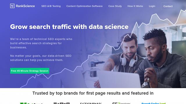 Rank-Science API koppeling