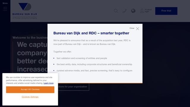 RDC API koppeling