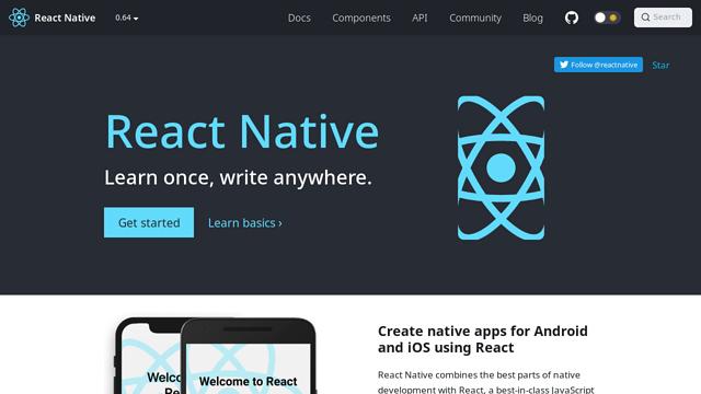 React-Native API koppeling