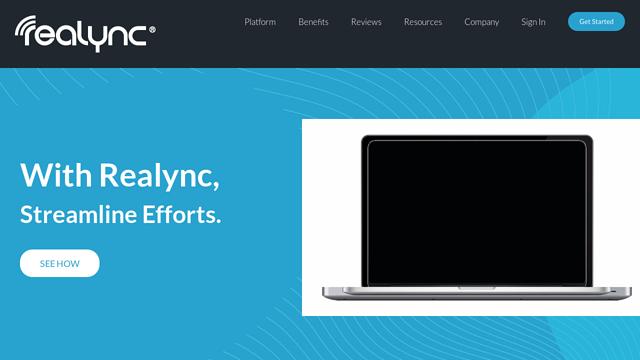 Realync API koppeling
