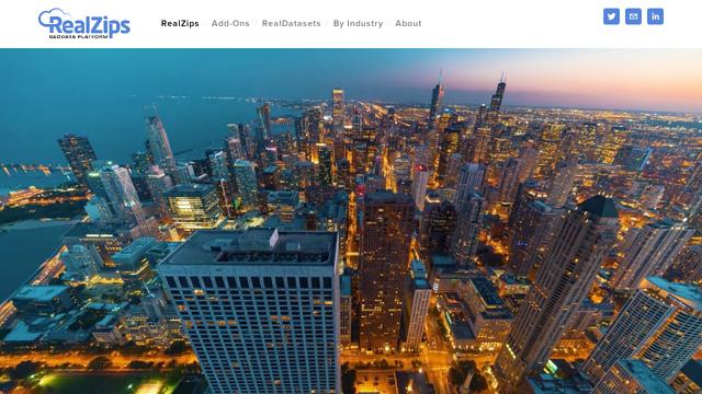 RealZips API koppeling