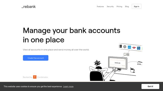 Rebank API koppeling