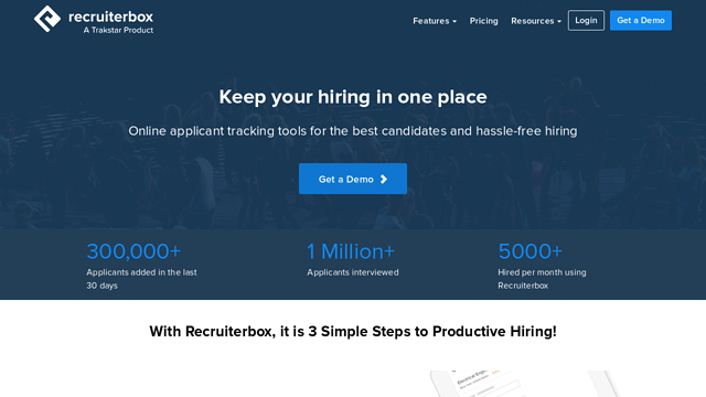RecruiterBox API koppeling