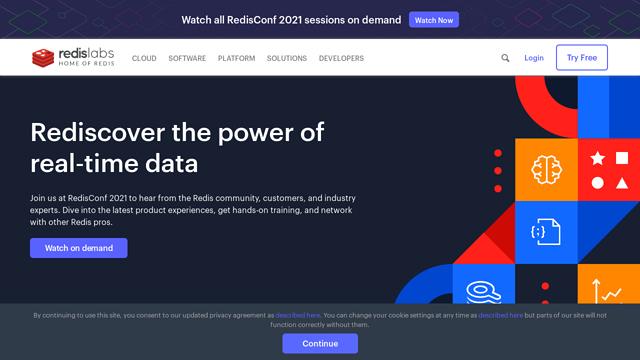 Redis-Labs API koppeling