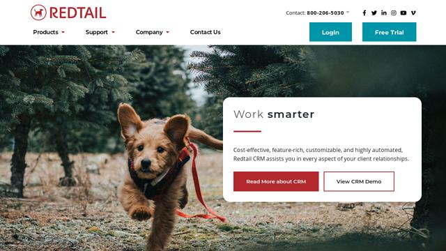 Redtail-Technology API koppeling